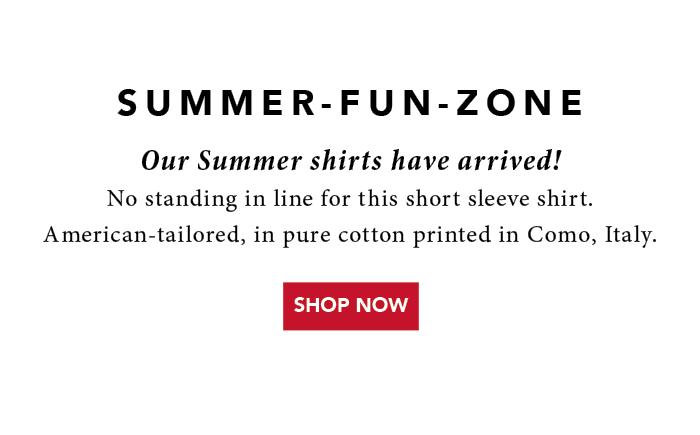 Fun-Zone Print Shirt