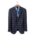 Cashmere Windowpane Sportcoat