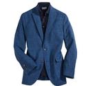 Blue Scott Check Sport Coat