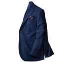 Lightweight Wool Travel Blazer