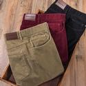'Adams' Stretch Corduroy Jeans