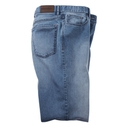 Lighter Blue Six Pocket Stretch Jeans