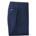 Navy Stretch Cotton Pant