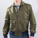 Nylon Flight Jacket