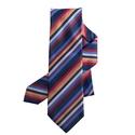 Eight Color Stripe Tie