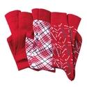 Box of Three Holiday Socks