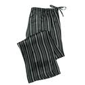 Silk Stripe Pajamas