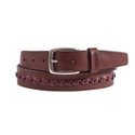 Two -Tone Stitch Belt