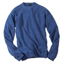 Blue Alpaca Sweatshirt
