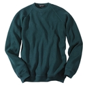 Green Alpaca Sweatshirt