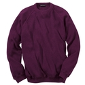 Purple Alpaca Sweatshirt