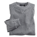 Grey Alpaca Sweatshirt