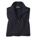 Cashmere Quarter Zip Pullover