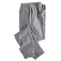 Grey Loopback Sweat Pants