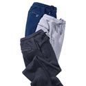 Charcoal Loopback Sweat Pants