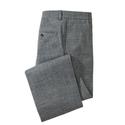 Grey Linen-Lite Travel Slack