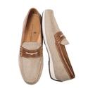 'Seaside' Penny Loafers