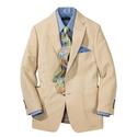'Atherton' Silk/Linen Blazer