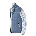 'Fiesole' Linen Vest