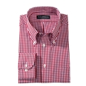 Gingham Check Button-Down