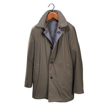 Italian Reversible Coat