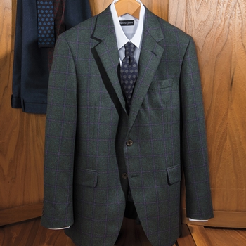 Jackson Windowpane Check Sport Jacket