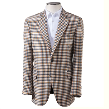 Richmond Check Sport Coat