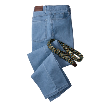 Featherweight Stretch Denim Jeans