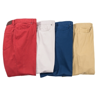 Stretch 5-Pocket Jeans