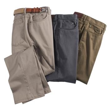 Supima Stretch Jeans