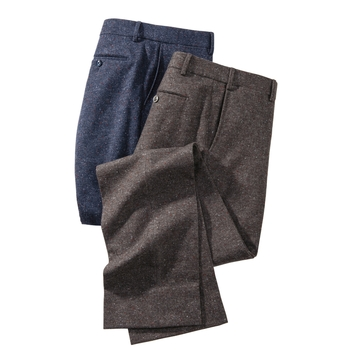 Donegal Tweed Slacks