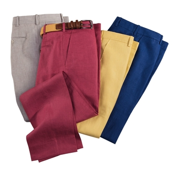 Simply Linen Slacks
