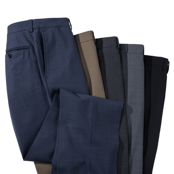 Washable Travel Slacks