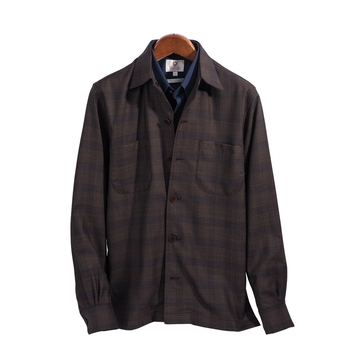 Lightweight Wool Shirt