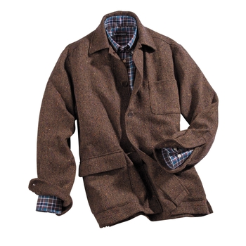Elliot Donegal Tweed Soft Jacket