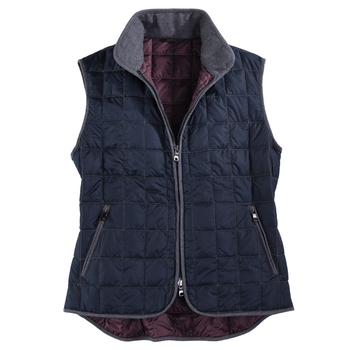 Nylon Quilted Vests