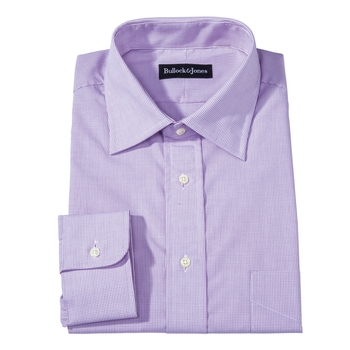 Mini Graph Check Dress Shirt