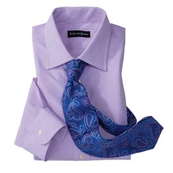 Mini Graph Check Dress Shirt