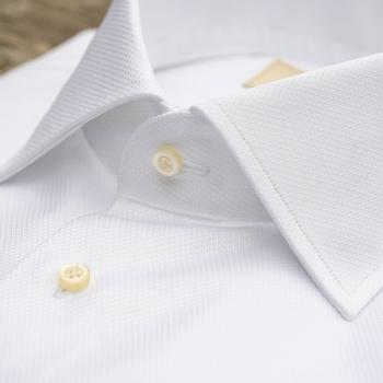 Dobby Formal Shirt By Hagen