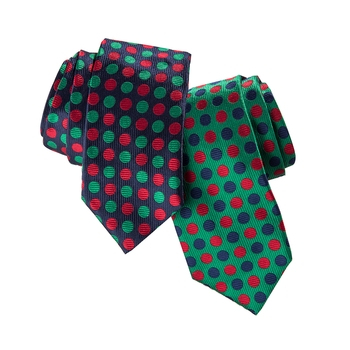 Silk Dot Ties