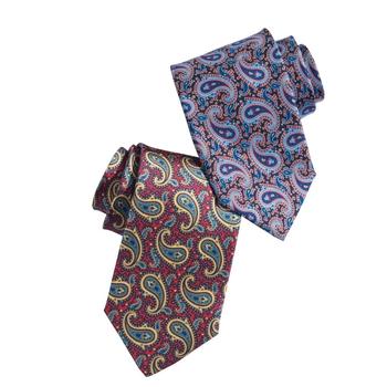 Silk Paisley Ties