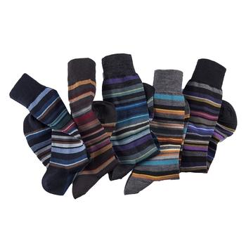 Stripe English Socks