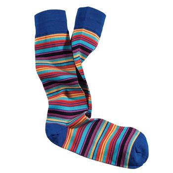 Rainbow Stripe Socks