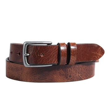 Pull-Up Leather Sport Belt