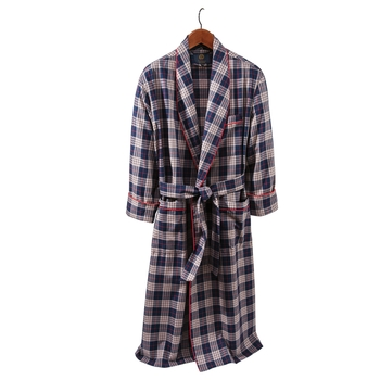 Viyella CottonWool Robe