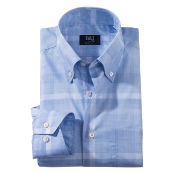 Sartoriale Ombre Check Shirt