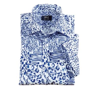 Azurro Sartoriale Shirt