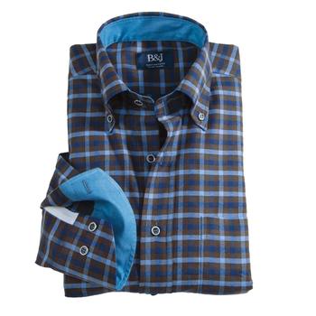Sartoriale Check Shirt