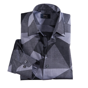 Sartoriale Swiss Panel Shirt