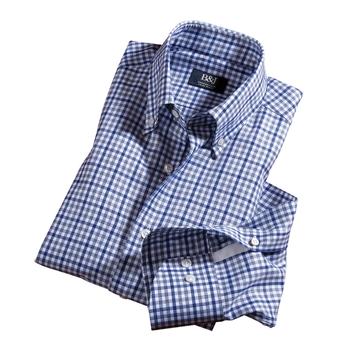 Sartoriale Swiss Check Shirt